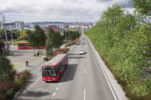 Proyecto de Humanización de Alfonso Molina - Concello de A Coruña