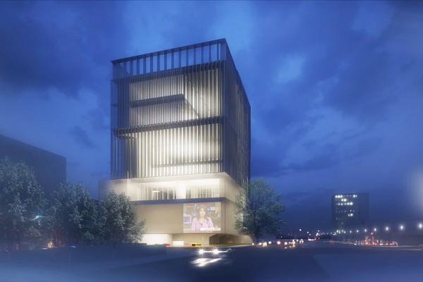 Centro Cívico en México, D.F. - García Somoza Arquitectos