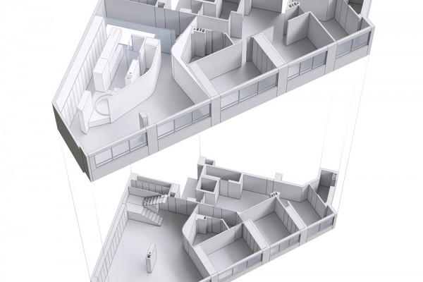 Apartamento en A Coruña - García Somoza Arquitectos